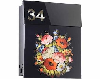 Luxury Vertical Mailbox | Modern Mailbox