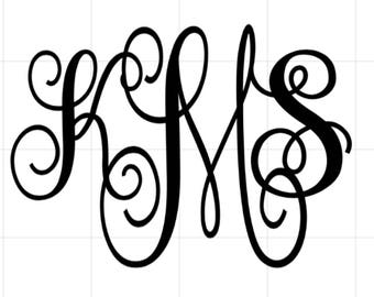 Monogram Decals