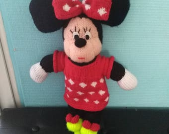 Minnie toy hand made