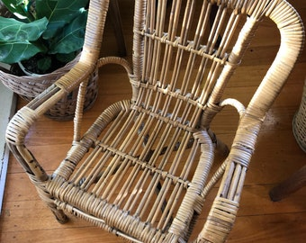 Cane Chair - Child size
