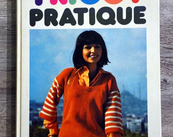 Practice - France (Vintage) leisure Edition knitting book
