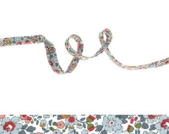 Bias Liberty Betsy Ann porcelain x 50 cm Ribbon for bracelets...