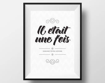 Poster of A4 frame
