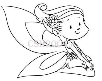 Little Fairy, Digital seal