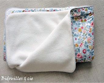 Fleece blanket and betsy porcelain liberty