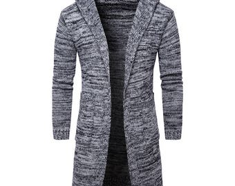 Very classy long veste , for woman or man