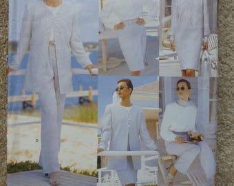 Vogue Pattern 1727 - Five easy pieces