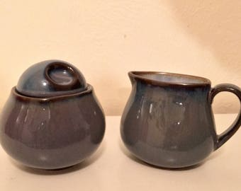 SANGO sugar and creamer set