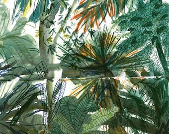Kew Gardens study