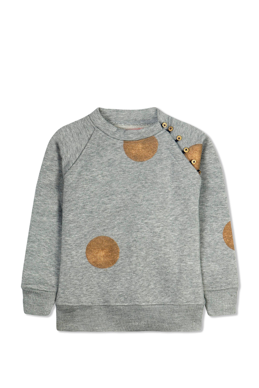 CHANDAMAMA Lilli Unique Baby Girl Grey Sweater E M