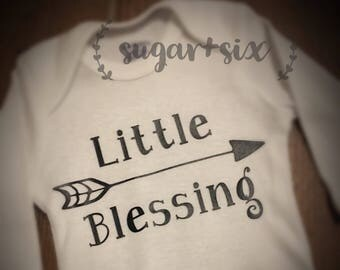 Little Blessing Infant Bodysuit