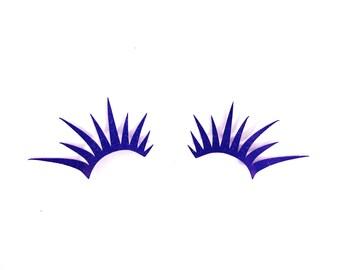 Purple Chimera Lashes