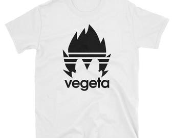 Vegeta Dragon Ball Z Cool Adidas Parody Anime T Shirt