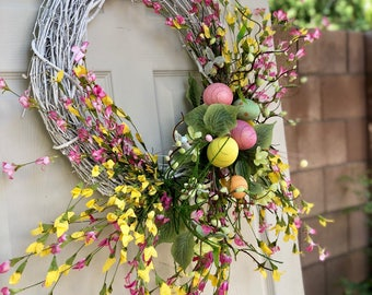 Bunny Trail Wreath *Exclusive line*