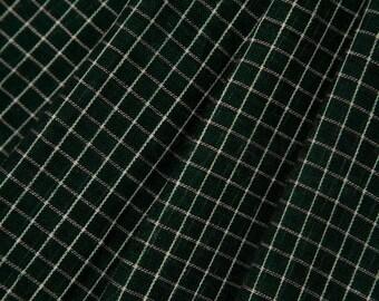 Green Checkered Pateda Anchu