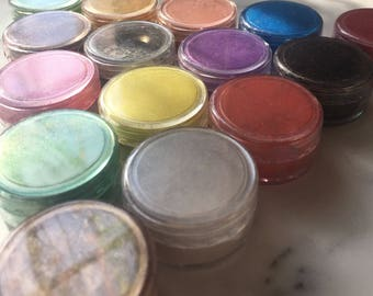ANY color pigmented slime