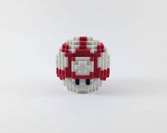 Red Mushroom – Necklace