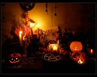 Intent Perfumes: Samhain Potion