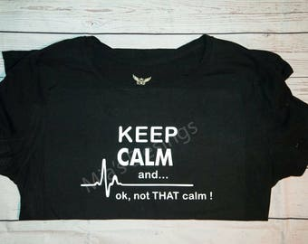 Keep calm shirt