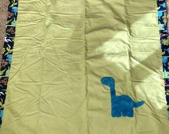 Large Dinosaur Blanket