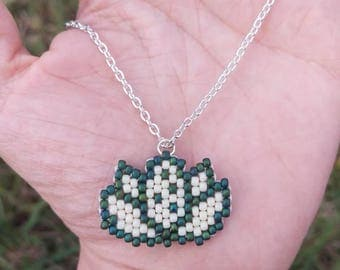 Lotus Flower necklace!