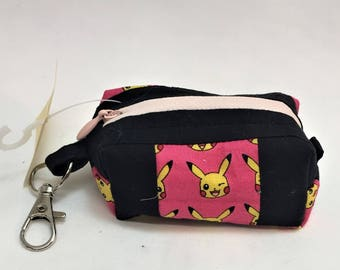 Mini Boxy zipper pouch - Pikachu