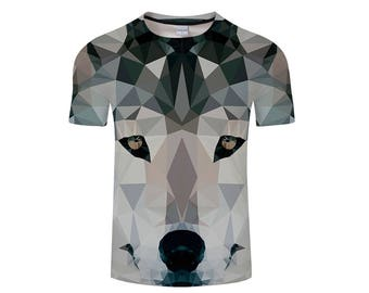 Wolf Shirt, Wolf Shirts, Wolf Tee Shirt, Wolf Tshirt, Wolves Shirt, Wolf T-shirt, Wolf, Wolves, Wolves Tshirt, Shirt, Wolf Tee - Style 18