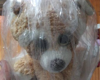 SCENTSAMALS  Scented wax dipped stuffed animals