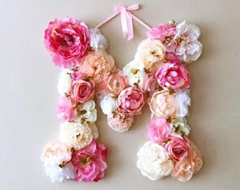 Flower Initial