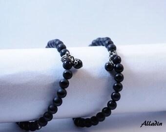 Gemstone Black Onyx Bracelet
