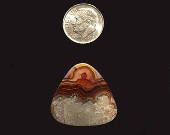 EA 209 (Red) Crazy Lace Agate