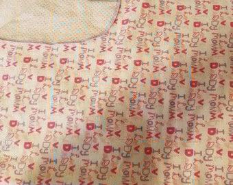 42 x 42 baby blanket