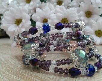 Bracelet,  boho bracelet,  shiny bracelet