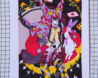 Joker Original Illustration