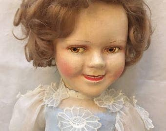 Rare Shirley Temple 1936 from France