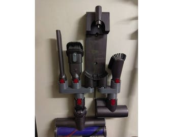 Dyson V8 accessory holders for 5 accessories