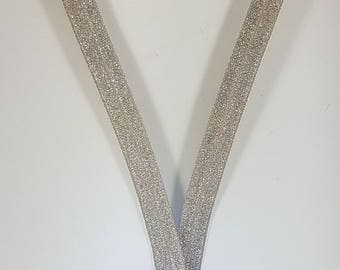 Glitter lanyards