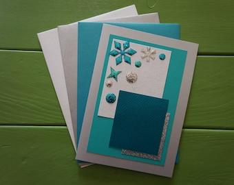 Handmade Winter Card