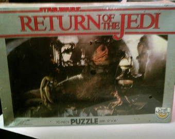 Star Wars Jabba The Hutt Puzzle