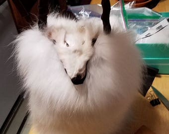 Arctic Fox Purse