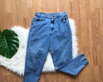 Vintage Lee Riders Jeans, 32' waist, Labeled Size 14
