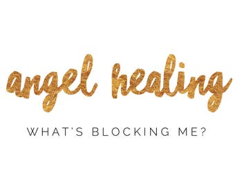 Angel Healing Card Reading