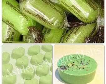 3 Chocolate lime wax melts, soy wax melts, bakery melts, cheap wax melts, strong wax melts, highly scented wax melts, sweet wax melts, tarts
