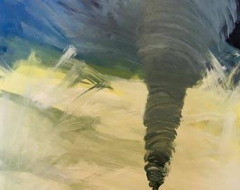 Tornado, Susan Krause