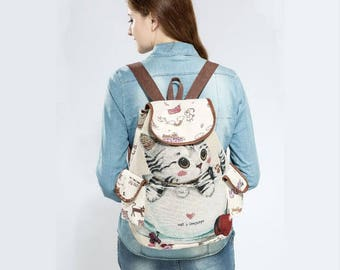 Cat Backpack ( Cat Backpack, Cat Bags, Cat Purses)