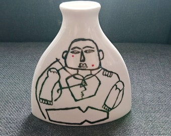 Vase Buddha 21 cm