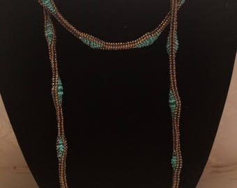 Turquoise neacklace