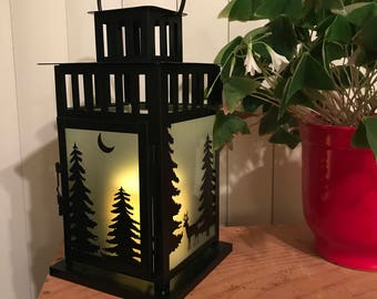 Personalized Lantern