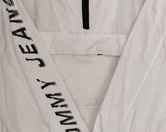 Tommy jeans vintage white(rare) size XL