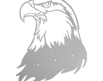Metal, Art, Home Decor, American, Eagle, USA